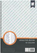 Standard Analysis Book 10 Columns